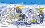 Karte Skigebiet
